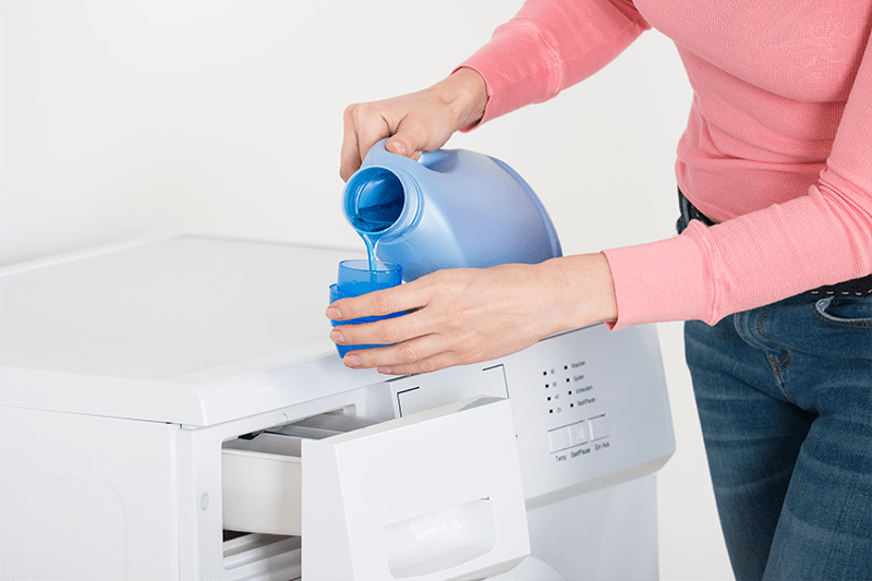 Can I Use Regular Detergent in a HE Washer