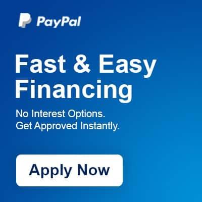 appliance financing