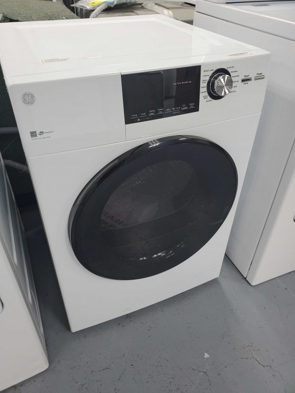 GE Dryer Birmingham GFD14ESSNWW