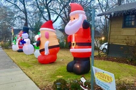 homewood al christmas events