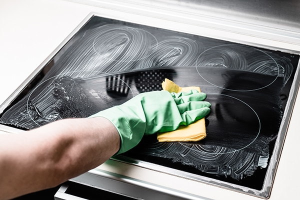 How to Clean a Glass Top Stove Without Damaging It