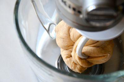 mixer attachments for pizza dough