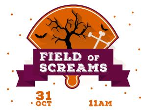 field of screams birmingham