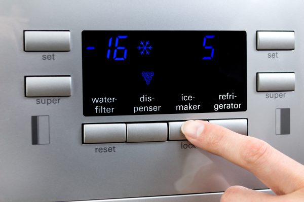 ice maker not working