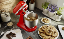 kitchenaid mixer attachment for cookies