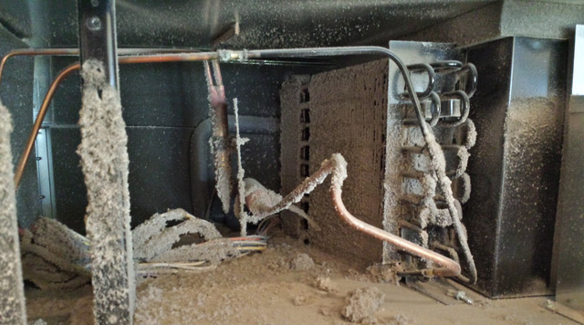 refrigerator coil cleaning birmingham