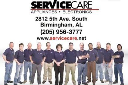 service care appliance repair reviews birmingham al