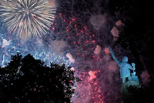 where to watch fireworks birmingham al