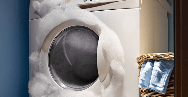 how much detergent to use in a he washer